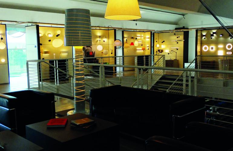 Nuovo showroom illuminazione Filiale di Olbia