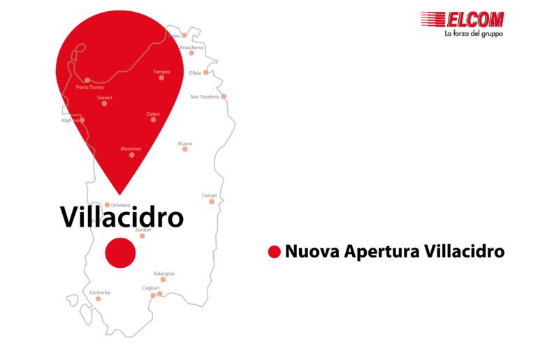Nuova apertura Villacidro